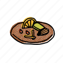bakery, cookie, dessert, food, mendiant, pastry, sweets icon