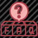 faq, questions, info, communications