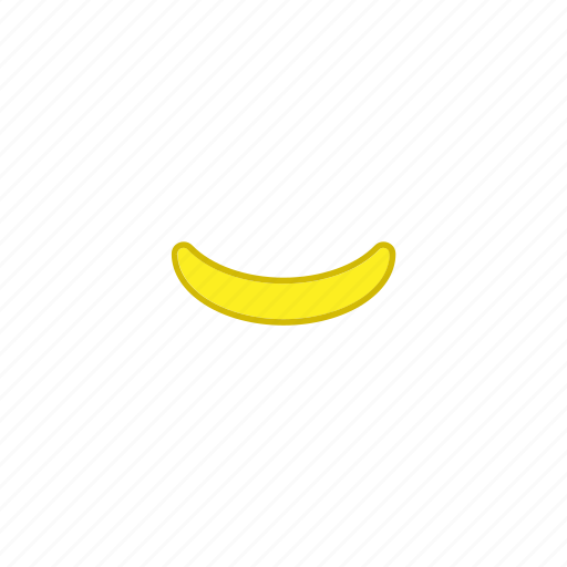 banana, food, fresh, fruit, healthy, sweet icon