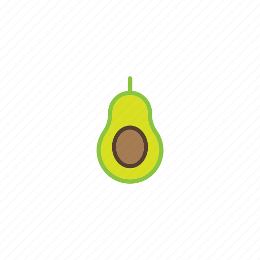 apple, avocado, food, fresh, fruit, healthy icon