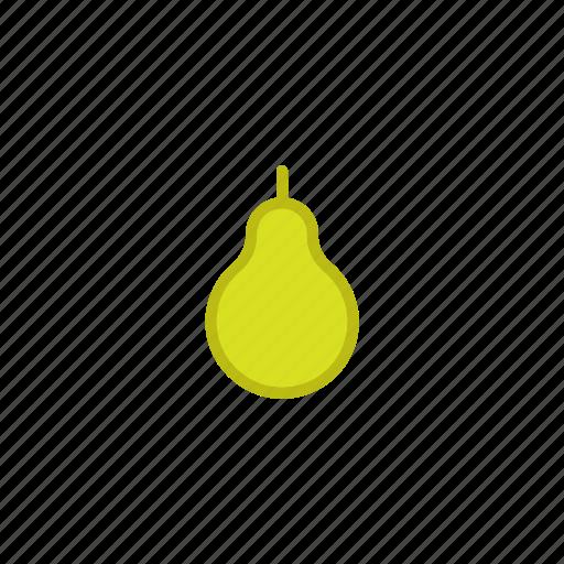 food, fresh, fruit, healthy, pear, sweet icon