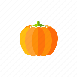 food, fresh, organic, pumpkin, vegetable, vegetarian icon