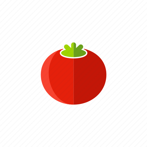 food, fresh, organic, tomato, vegetable, vegetarian icon