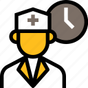 online healthcare, medical, hospital, doctor, schedule, appointment, avatar