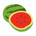 fruit, watermelon, healthy, food, diet, organic