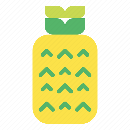 food, fruit, pineapple, sweet icon