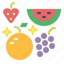 citrus, food, fruit, healthy icon