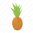 food, fresh, fruit, health, pineapple, vitamin icon