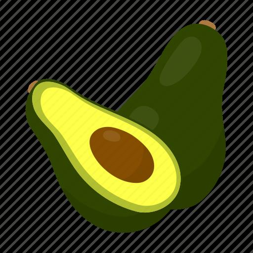 exotic, food, fresh, fruit, health, kiwi, vitamin icon