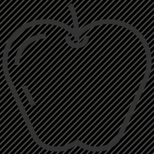bastard, fruit, plant, teak icon