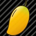 diet, food, fruit, healthy, mango