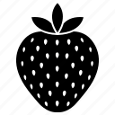 diet, food, fruit, healthy, strawberry icon