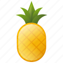 diet, food, fruit, healthy, pineapple