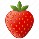 diet, food, fruit, healthy, strawberry