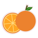 healthy, food, tropical, fresh, meal, fruit, orange