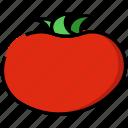vegetable, leaf, fruit, tomato, pasta