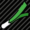 vegetable, leaf, lettuce, green, plant