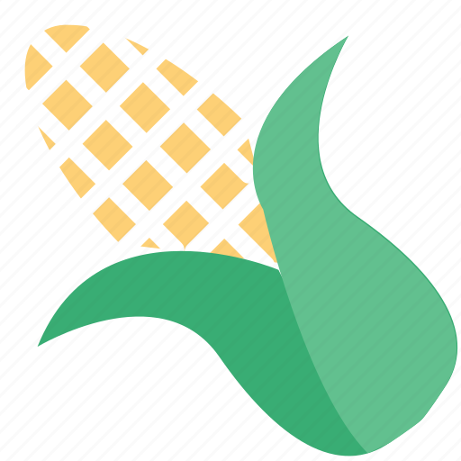 Corn, food, maize, vegetable icon - Download on Iconfinder