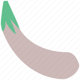 aubergine, brinjal, eggplant, old world plant, vegetable icon