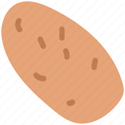 food, murphy vegetable, potato, spud, vegetable, yam icon