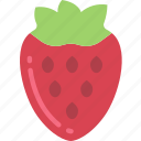 eating, food, fruit, health, strawberry