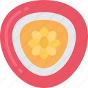 eating, food, fruit, health, passion icon