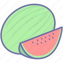 food, fruit, healthy, watermelon