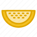 food, fruit, health, melon, vitamin icon