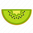 food, fruit, health, kiwi, vitamin icon