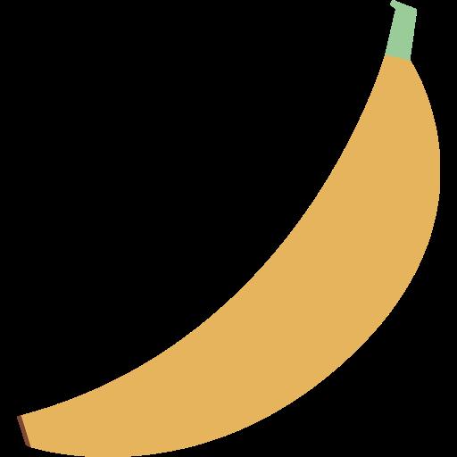 banana, fruit icon