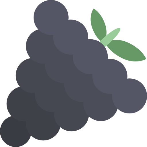 Fruit, grapes icon - Free download on Iconfinder