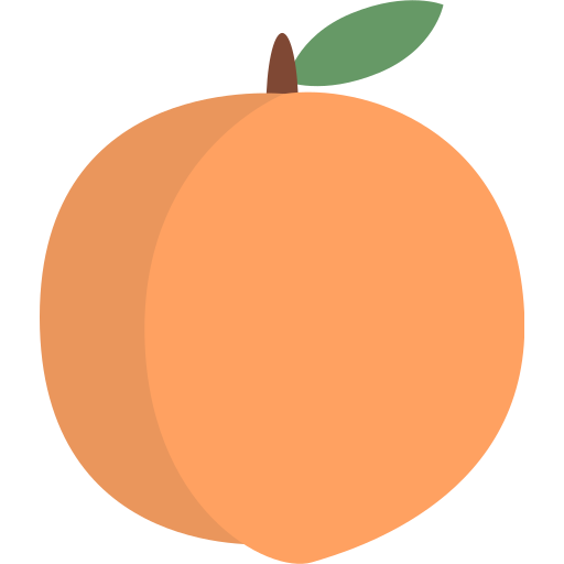 Fruit, peach icon - Free download on Iconfinder