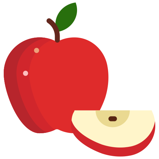 apple, food, fruit, fruits icon