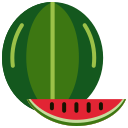 food, fruit, fruits, watermelon icon