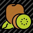 fruit, healthy, kiwi, vegetarian