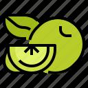 fruit, healthy, lime, vegetarian