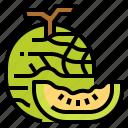 fruit, healthy, melon, vegetarian