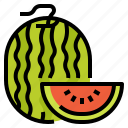 fruit, healthy, vegetarian, watermelon
