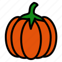 fruits, pumpkin, vegetable icon