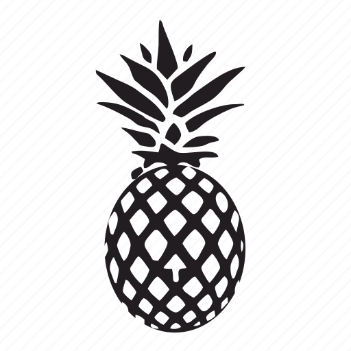 citrus, food, fruit, good, pineapple icon