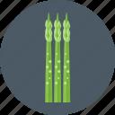 asparagus, vegetable