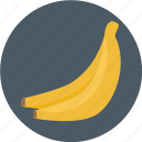 banana, sweetbanana, yellowbanana icon