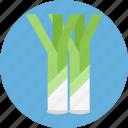 greenleek, leek, leekbranch icon
