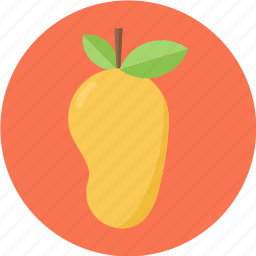 fruitmango, mango, sweetmango, yellowmango icon