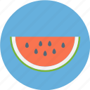 fruitslice, watermelon icon