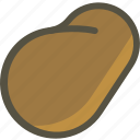 food, plant, potato, vegetable icon