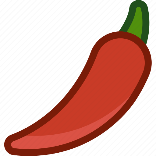 chilli, food, hot, pepper, spicy, vegetable icon