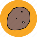 food, nutritious, potato, vegetable icon