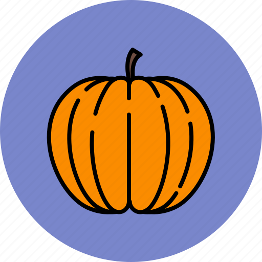halloween, nutritious, pumpkin, vegetable icon