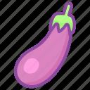 eggplant, brinjal, vegetable, vegetarian